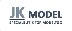 JK Model - Specialbutik for modeltog